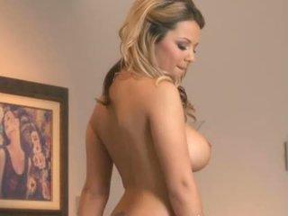 Twistys: ashlynn brooke teasing i hot solo scene
