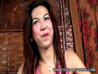 Obscene Asian Shemale Ryan
