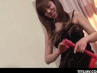 Asiática tramp jogar o seductress em an erótico sexo gam