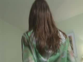 Sexy ivana duke e bërë luks masturbation