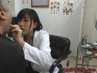 Hapon doktor ay malibog para pipino