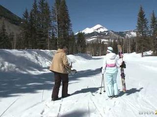Tease On Skis