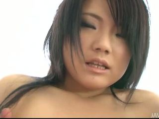 Sex with busty Asian girl