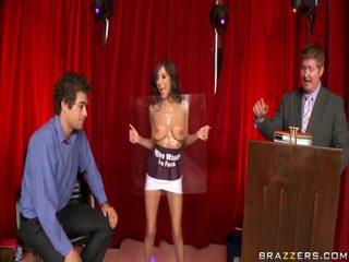 Sekss ar krūtainas skaistule galerija