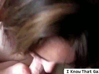 Baguhan gawang-bahay pangtatluhang pagtatalik video
