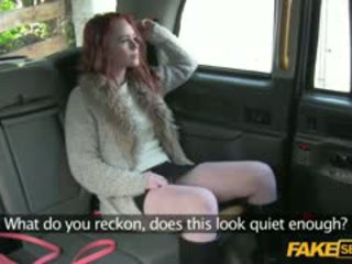 Ella Gets Fucked Inside A Fake Taxi