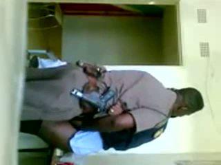 非洲的, 制服, cop