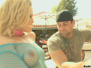 Awesome Marco Banderas, Alexis Texas Play Sex Game Here Without A Stitch On