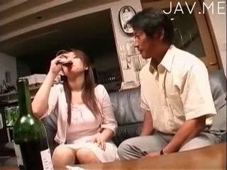 japanisch, blowjob, lecken