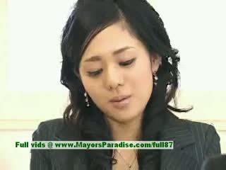 Sora aoi innocent σέξι ιαπωνικό μαθητής/ρια είναι getting πατήσαμε