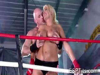 blondīnes, lielas krūtis, ēzeļi