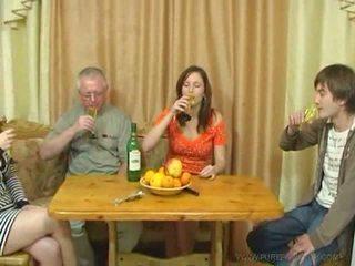 Pure ruský rodina pohlaví video