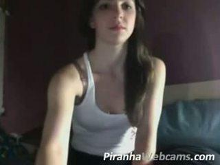 Hottest Teen Webcam Masturbating Live