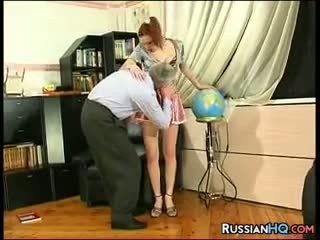 brunette, old+young, russian
