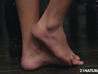 A Stranger's Feet