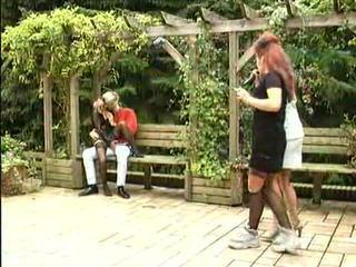 Piss; tysk pee sex adventures i den park
