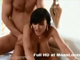 Lisa ann having hardcore bayan big boobs. dhuwur definisi at moanlover.com