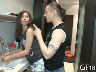 blowjob, kjæresten, russisk