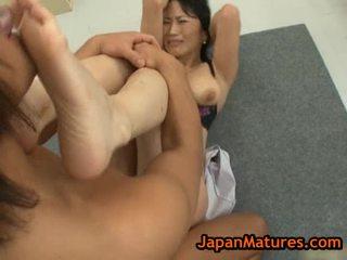 Natsumi kitahara acquires screwed hård