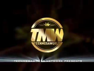 Teenmegaworld -anal-beauty- lad surrenders līdz zīds.