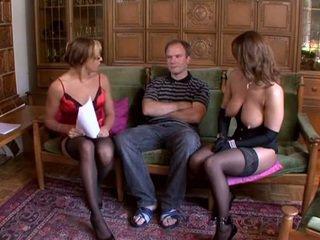 brunett, oralsex, vaginal sex