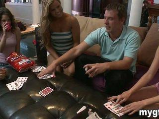 Noģērbšana pokers