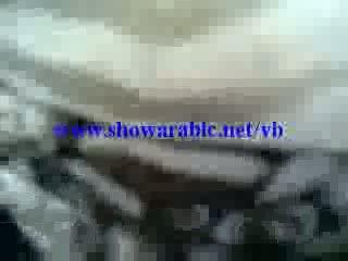 Arab hijab fille suçage en voiture vidéo