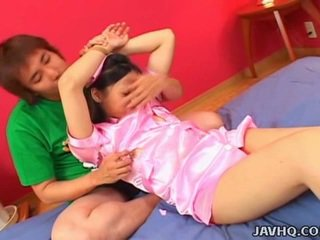 Japanese Youngster Is A Big Core Star Uncensored