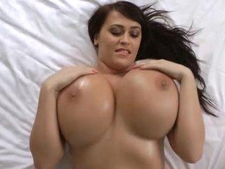 brunette, solo girl, big tits