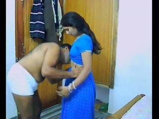 Ινδικό pair onto τους honeymoon chewing και bonking