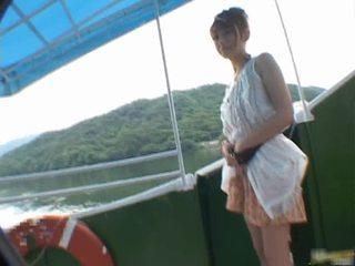 Reon otowa heerlijk aziatisch pop having
