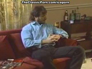 Jacqueline, Leanna Foxxx, Steve Drake In Lesbian Sex And A