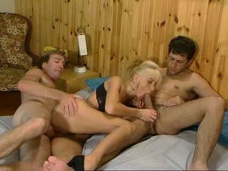 oral seks, penetrasi ganda, vaginal seks