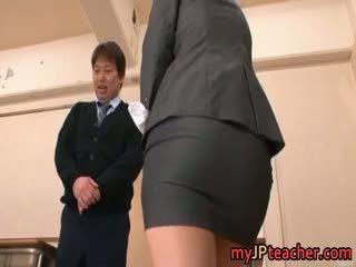 japonais, bébé, interracial