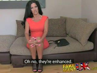 FakeAgentUK Fake tan fake tits fake ag...