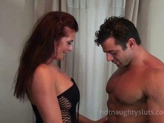 Milf and Bodybuilder sex