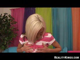 Blonde Schoolgirl Mobile Fuck Videos