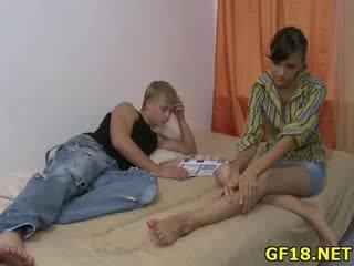 Bábika spreads dlho nohy