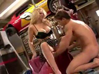 Julia ann garage sex