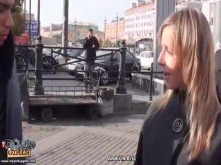Video- clips voor euro porno lovers