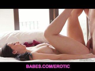 Tijd naar wake omhoog sexy vriendin valerie kay
