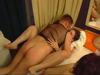 gruppe sex, swingers, german