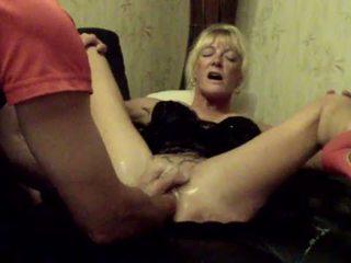 Annabelle dangel double fisting vāvere extrem hole dilation