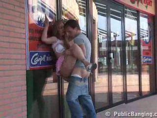 Shopping Mall sex
