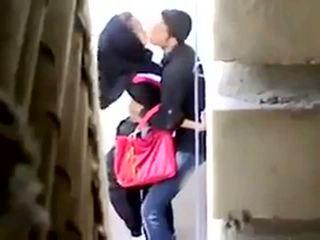 Arab σεξ που πιάστηκε επί camera