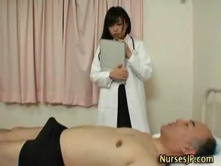 japanese, eksotisk, sykepleiere
