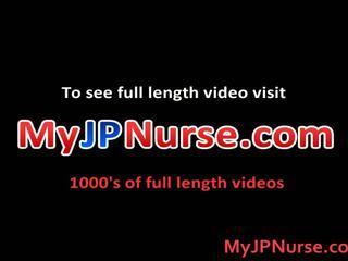 Aki yatoh asiatiskapojke sjuksköterska likes knull