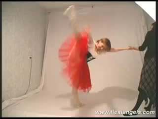 Young Ballerina Katja