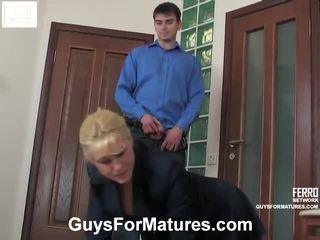 Shocking porr video- featuring ganska benjamin, bridget, connor brought av guys för mognar