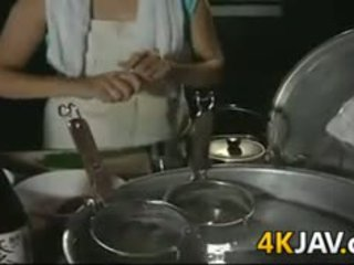 בוגר יפני נערה getting מזוין